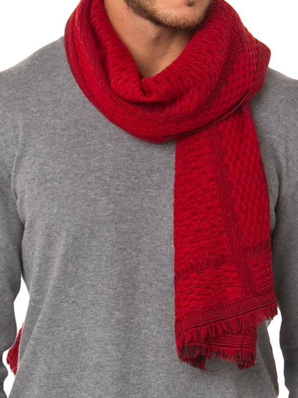 Scarf Ace 393 Red – Red